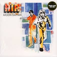 Air - Moon Safari LP 180 Gram