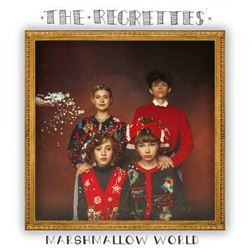 "The Regrettes - ""Marshmallow World""/""Hey Now (Live From The Echo)"" 7"" RSD BF 2016"