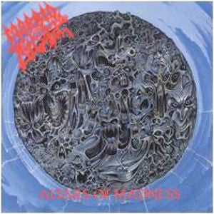 Morbid Angel - Alters Of Madness LP
