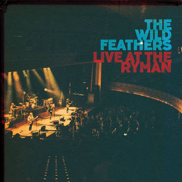 The Wild Feathers - Live at the Ryman Auditorium 2xLP RSD BF 2016