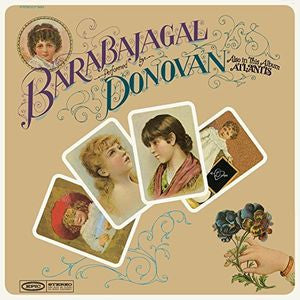 Donovan - Barabajagal LP