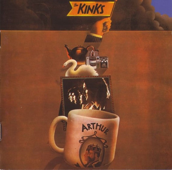 The Kinks - Arthur or the Decline and Fall of the British Empire LP