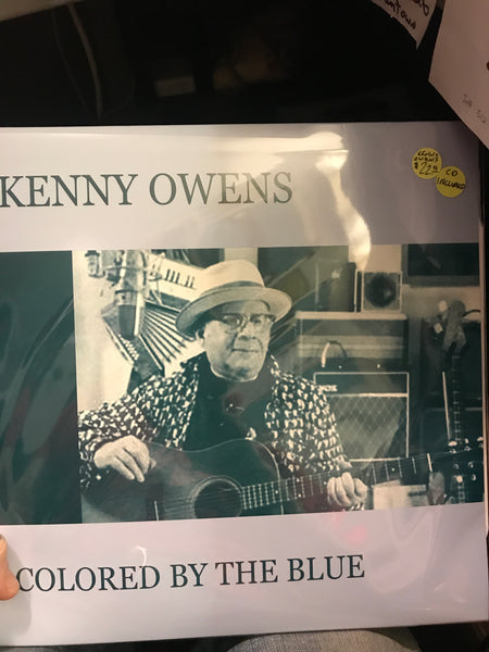 Kenny Owens - Colored By The Blue LP