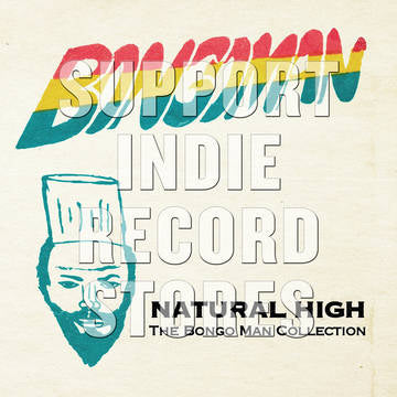 STUDIO ONE -Natural High: The Bongo Man Collection