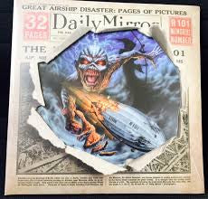 "Iron Maiden - Empire of the Clouds 12"" Picture Disc"