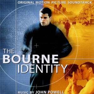 John Powell - The Bourne Identity OST LP
