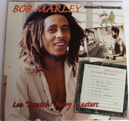 "Bob Marley - Lee ""Scratch"" Perry Masters LP"