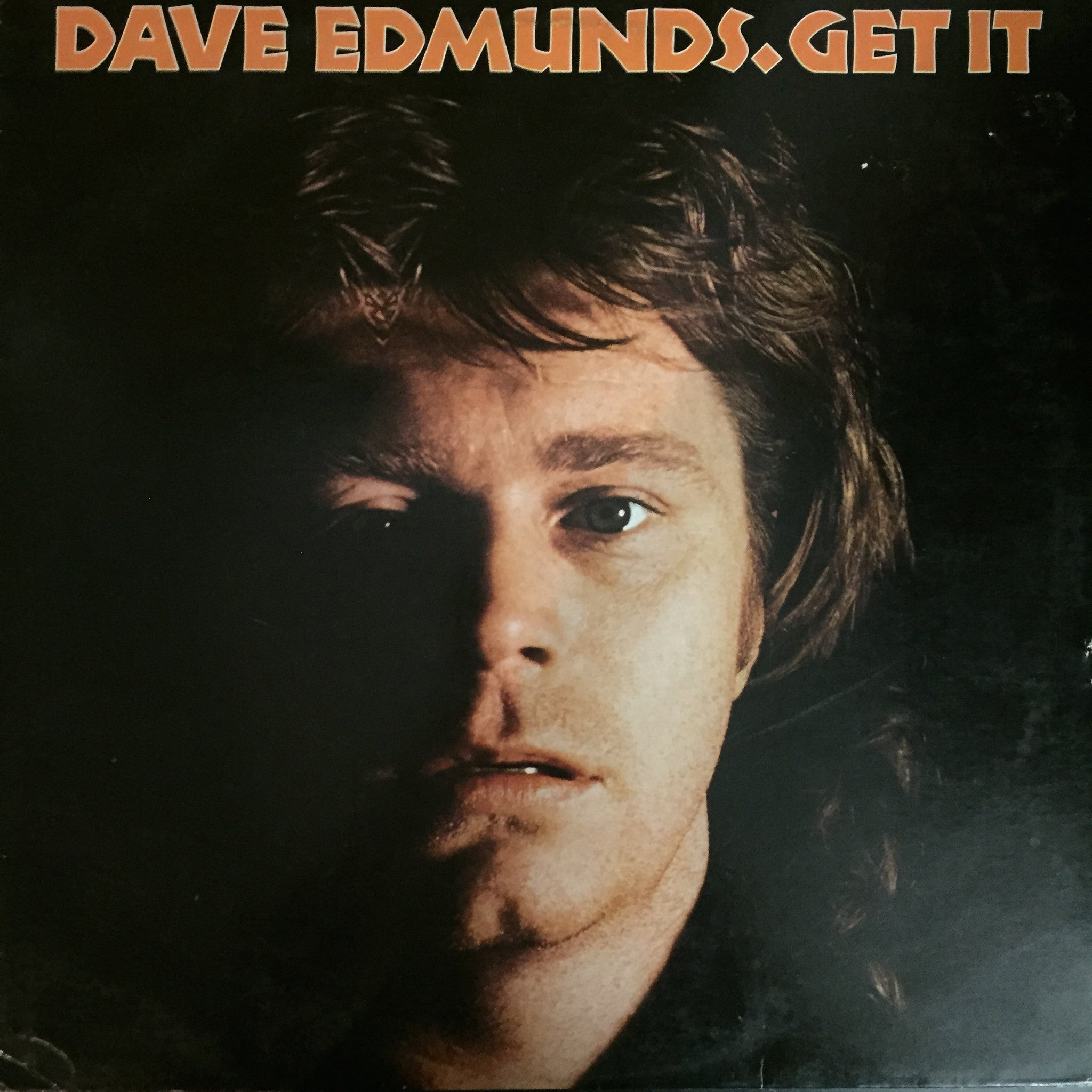 Dave Edmunds - Get It LP (SS 8418)