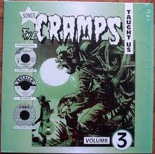 V/A - Songs The Cramps Taught Us Vol. 3 LP