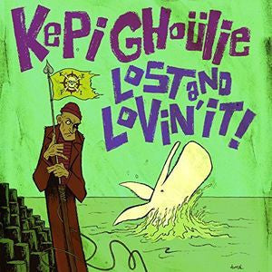 Kepi GhoÌ_lie - Lost And Lovin It LP