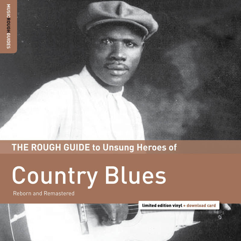VA - Rough Guide to Unsung Heroes of Country Blues LP