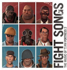 VA - Fight Songs: The Music Of Team Fortress 2 LP