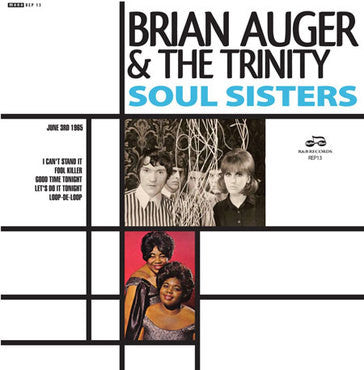 "Brian Auger With The Soul Sisters - 7"" EP (RSD 2017)"