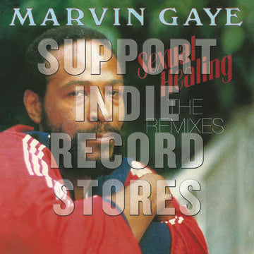 MARVIN GAYE Sexual Healing: -The Remixes