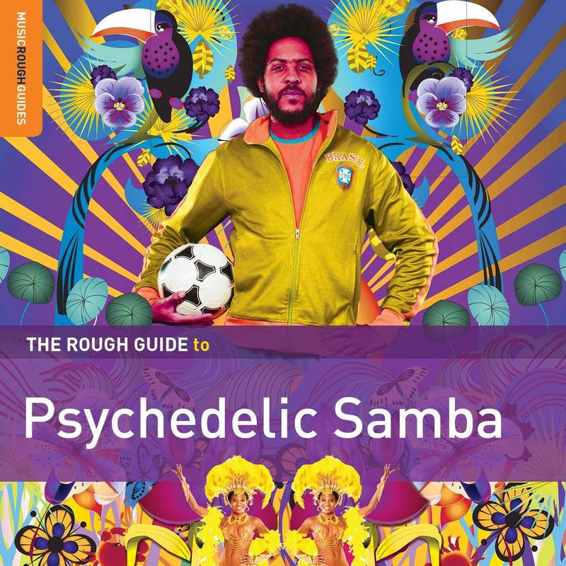 VA - Rough Guide to Psychedelic Samba LP