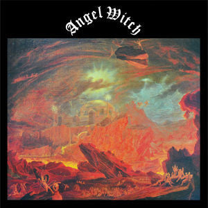 Angel Witch - S/T LP