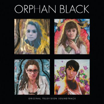 Orphan Black OST LP