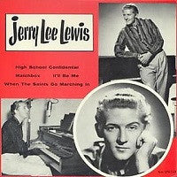 Jerry Lee Lewis - Self Titled LP
