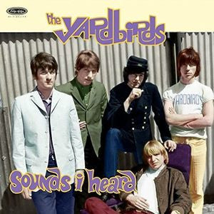 The Yardbirds - Sounds I Heard LP