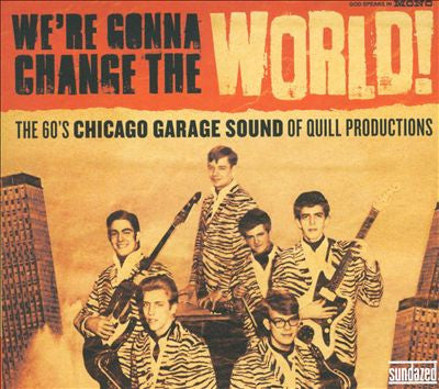 Various - We're Gonna Change The World LP