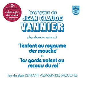 Jean Claude Vannier - L'Enfant Assassin des Mouches Alternate Takes 7""