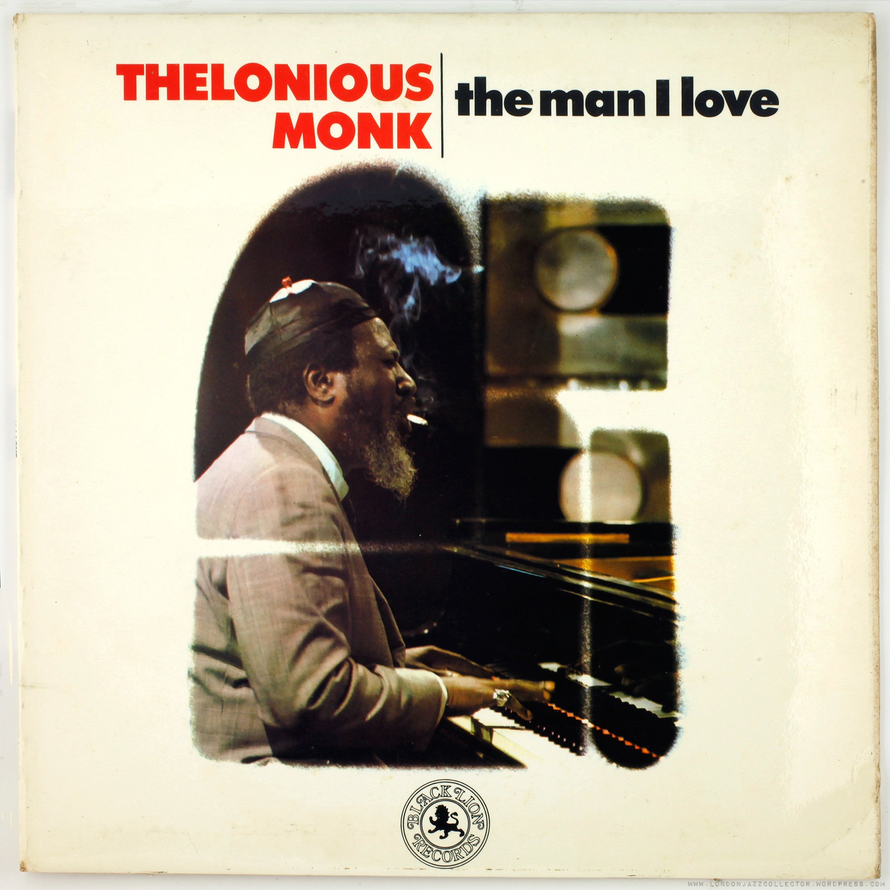 Thelonious Monk - The Man I Love LP