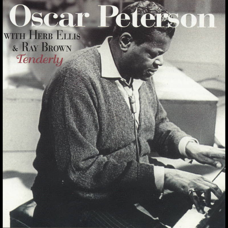 Oscar Peterson - Tenderly 2xLP