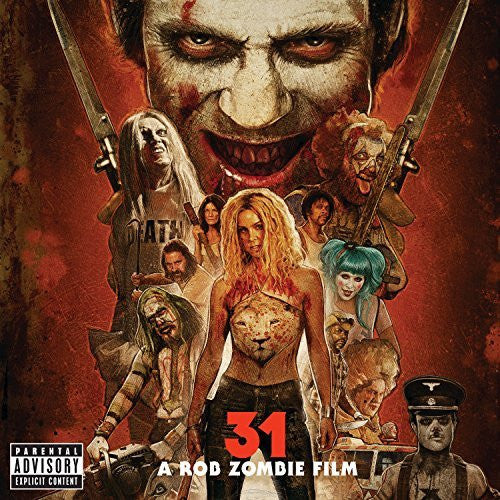 A Rob Zombie Film - 31 OST LP