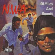 NWA - 100 Miles and Running LP (7/24/2015)