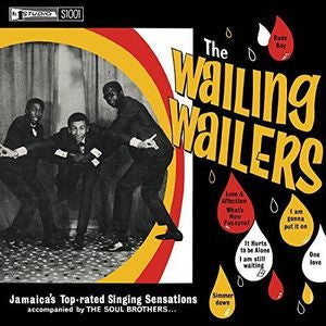 The Wailers - The Wailing Wailers LP