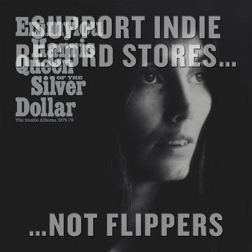 Emmylou Harris - Queen of the Silver Dollar Studio Albums 1975-1979 Box Set (RSD 2017)