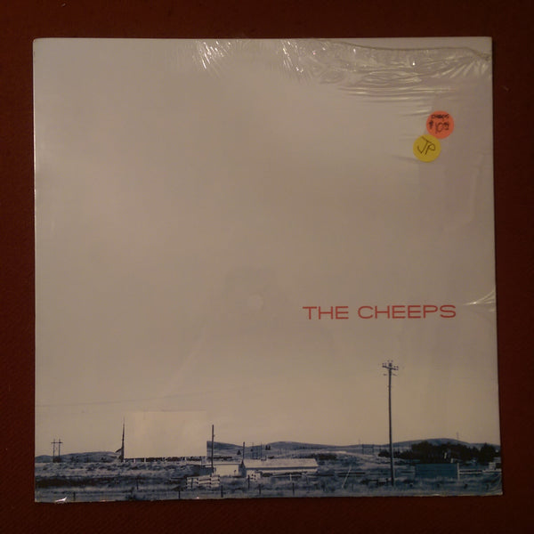 The Cheeps - S/T LP NEW/SEALED