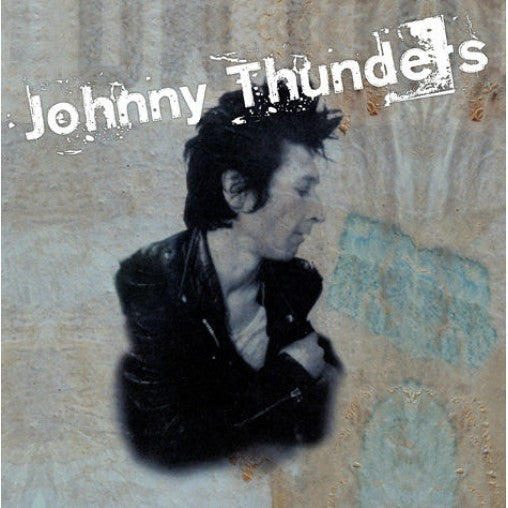 Johnny Thunders - Critic's Choice/So Alone 10""