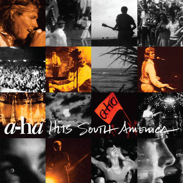 "A-Ha - Hits South America 12"" EP"