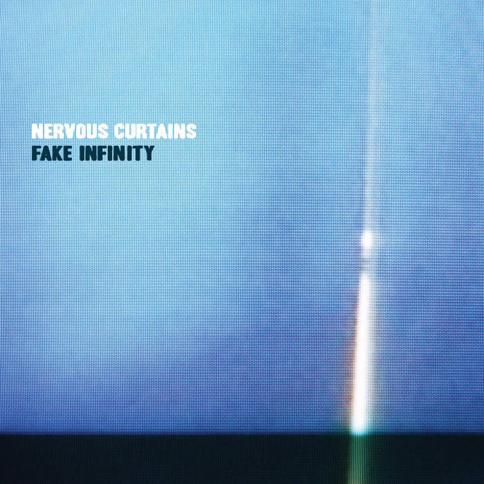 Nervous Curtains - Fake Infinity LP