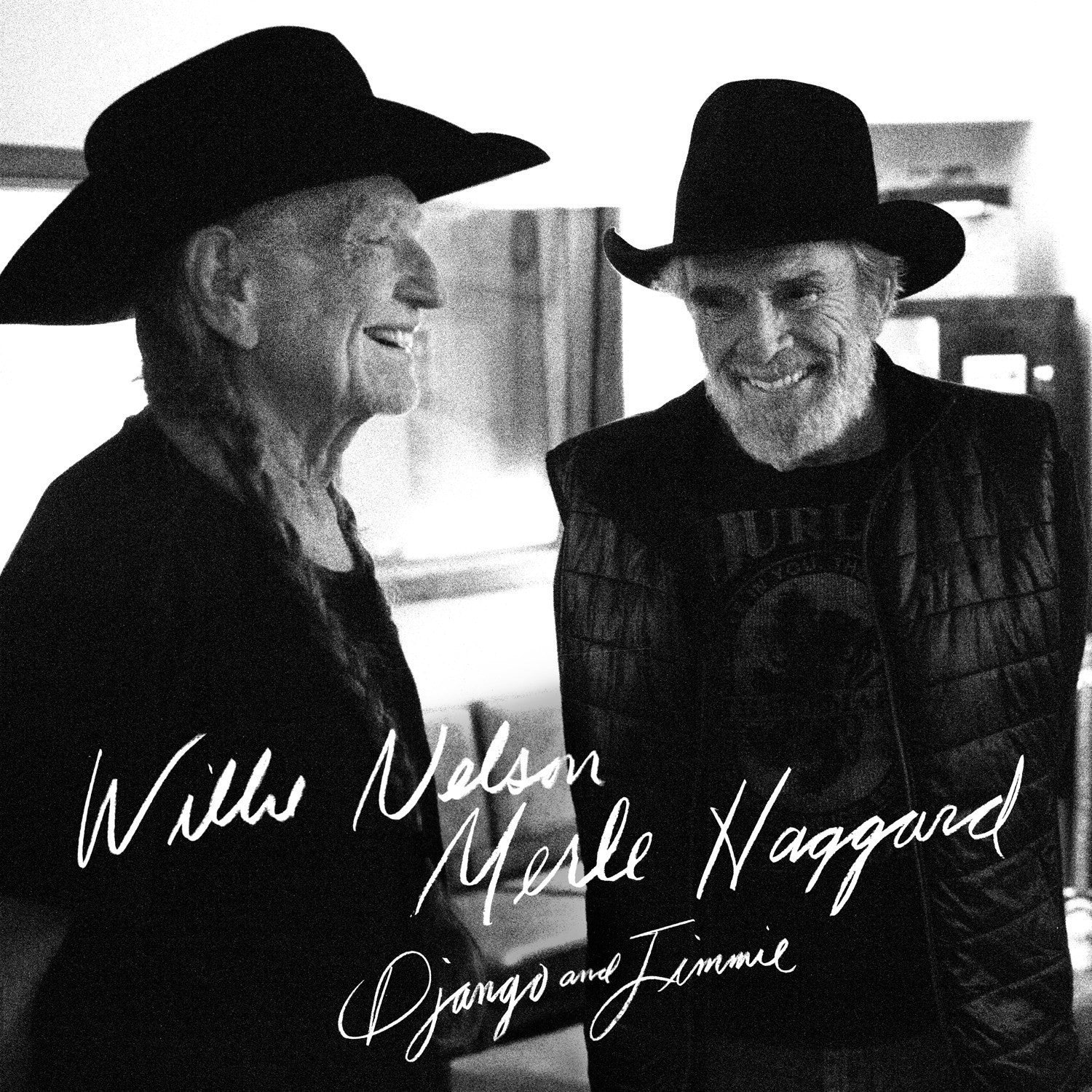 Willie Nelson & Merle Haggard - Django and Jimmie 2xLP (7/24/2015)