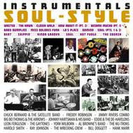Various Artists - Instrumentals Soul-Style LP