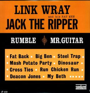 Link Wray - Jack The Ripper LP