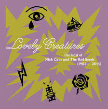 Nick Cave & The Bad Seeds - Lovely Creatures 3xLP