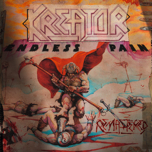 Kreator - Endless Pain LP