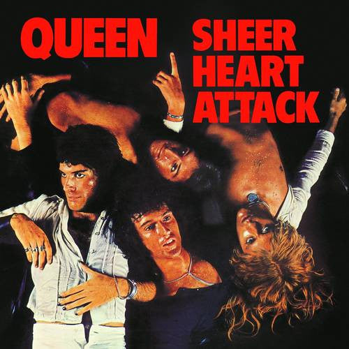 Queen - Sheer Heart Attack LP (Import 180 Gram)