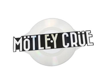 "Motley Crue - ""Kickstart My Heart""/""Home Sweet Home"" 7"" Shaped Pic Disc RSD BF 2016"