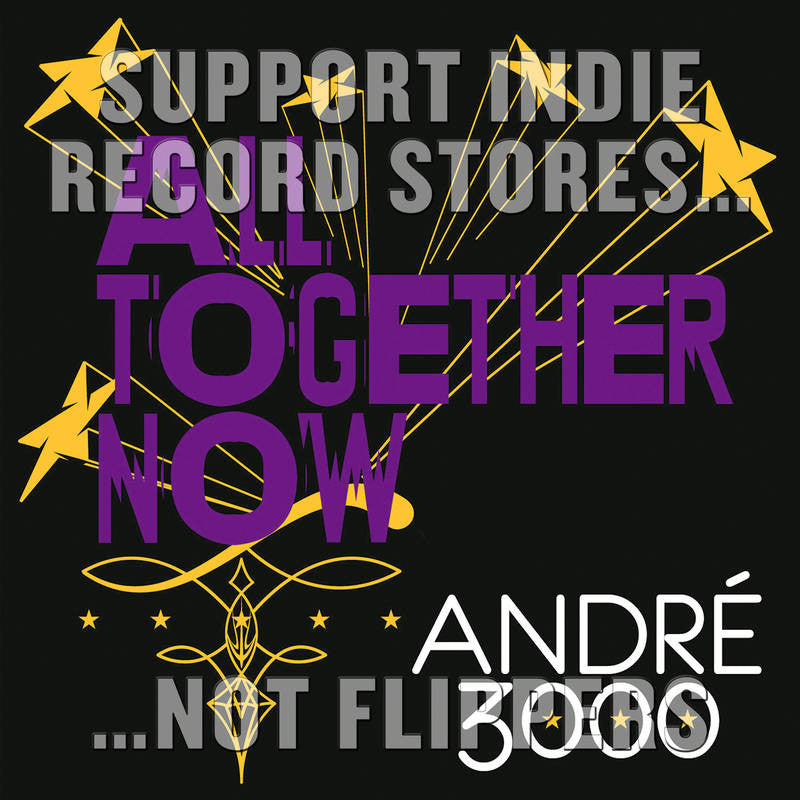 "Andre 3000 - All Together Now 7"" (RSD 2017)"