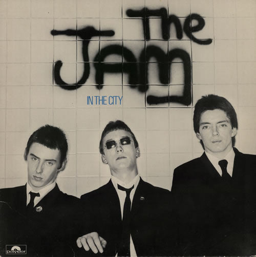 The Jam - In The City LP
