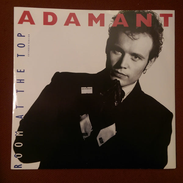 "Adamant - Room at the Top 12"" SINGLE"