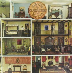 John Cale and Terry Riley - Church of Anthrax LP