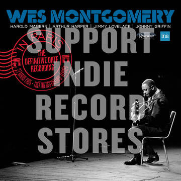 Wes Montgomery - In Paris: The Definitive O.R.T.F. 2xLP (Black Friday 2017)