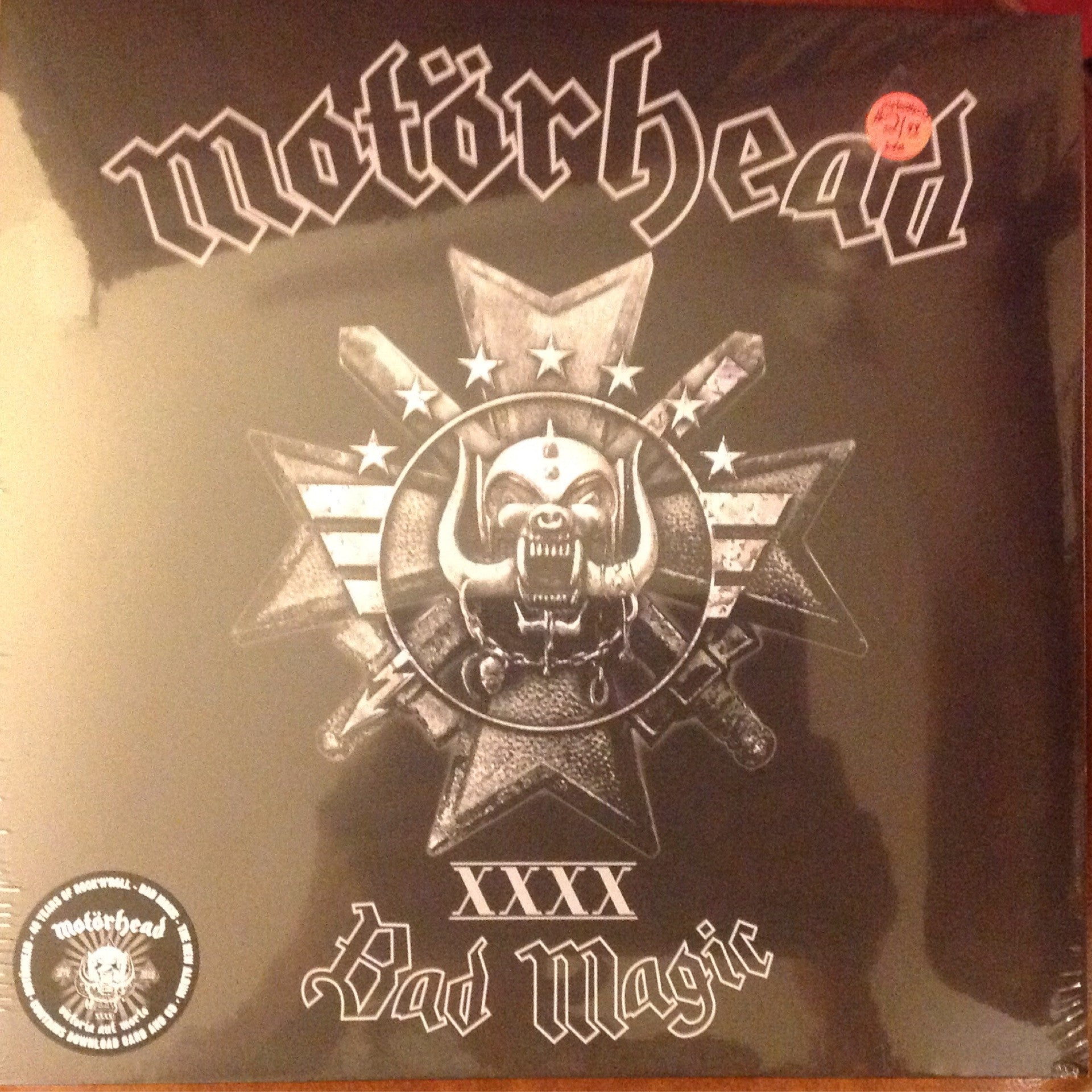 Motorhead - Bad Magic (Indie Exclusive) LP