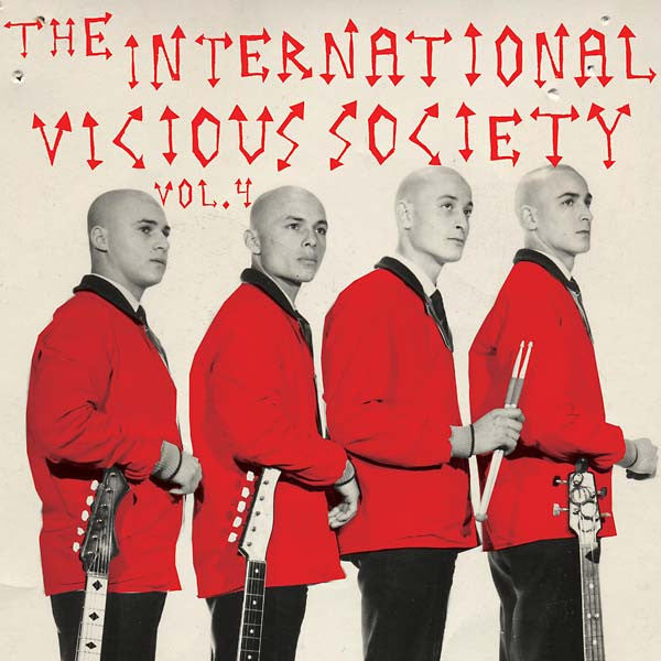 Various Artists - International Vicious Society Vol. 4