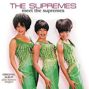 The Supremes - Meet The Supremes LP